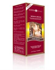 Surya Brasil Dark Brown Henna Hair Cream Wholefoods Wholesale